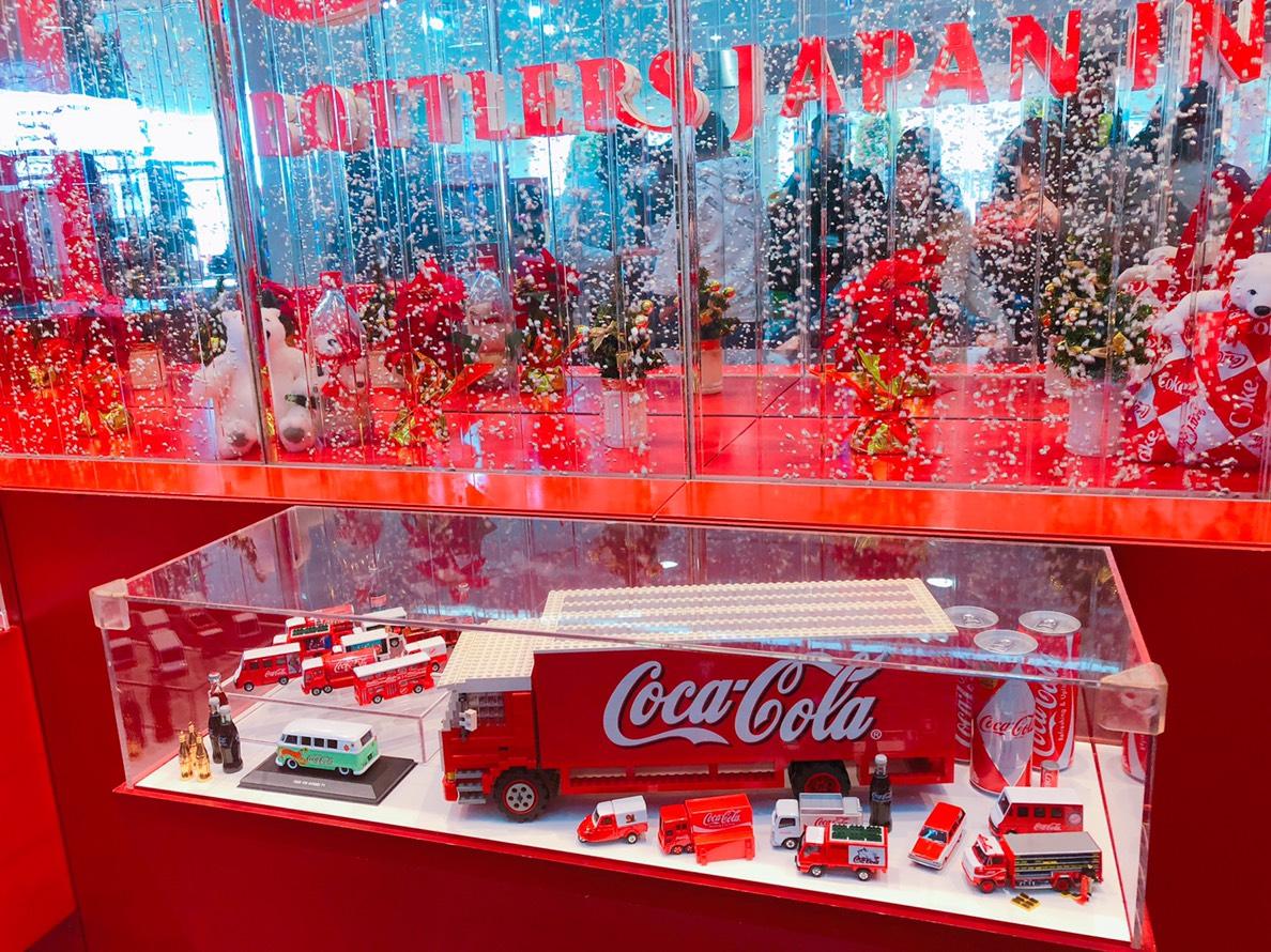 コカ・コーラ工場見学に行ってきました!!
