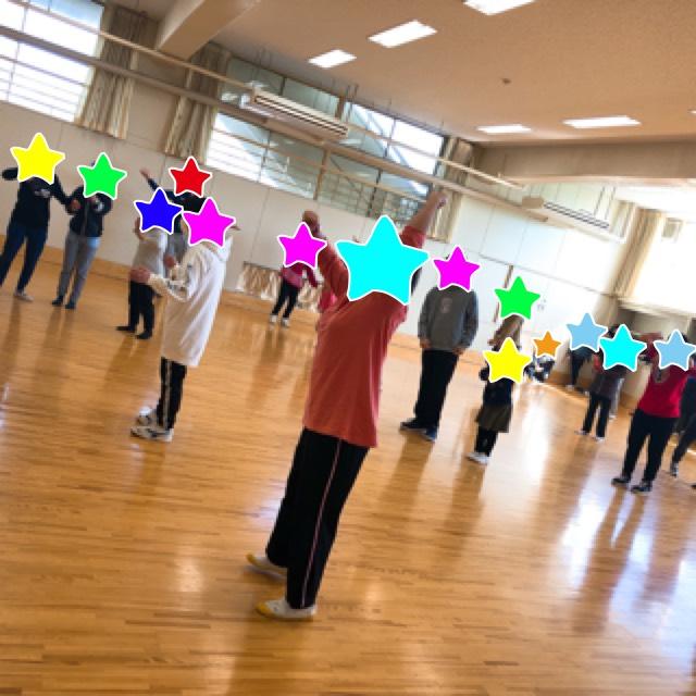 ダンス教室を開催いたしました。